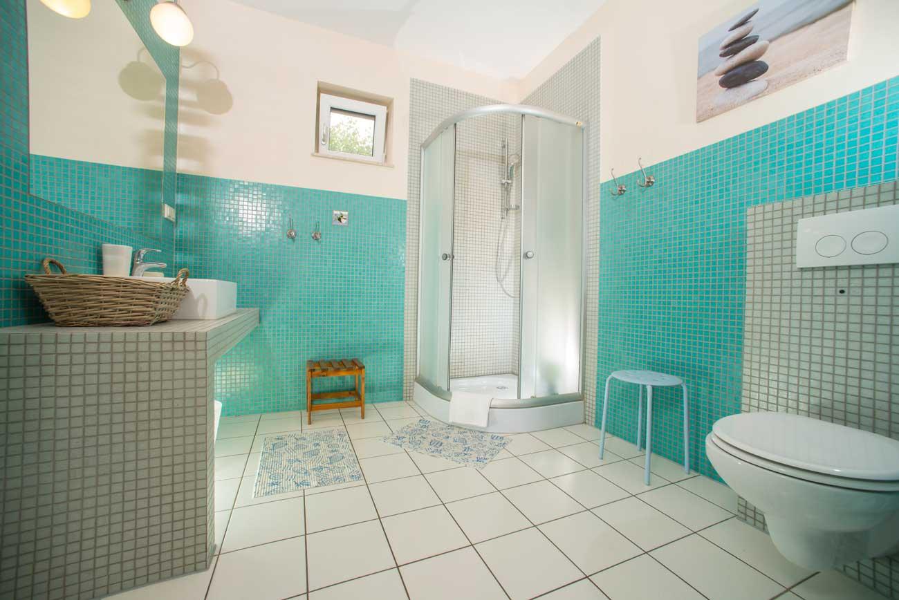 Toaleta w Apartamencie Pirania , do wynajęcia